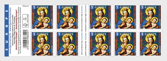 End of Year 2019 (Europe) - Stamp Booklet