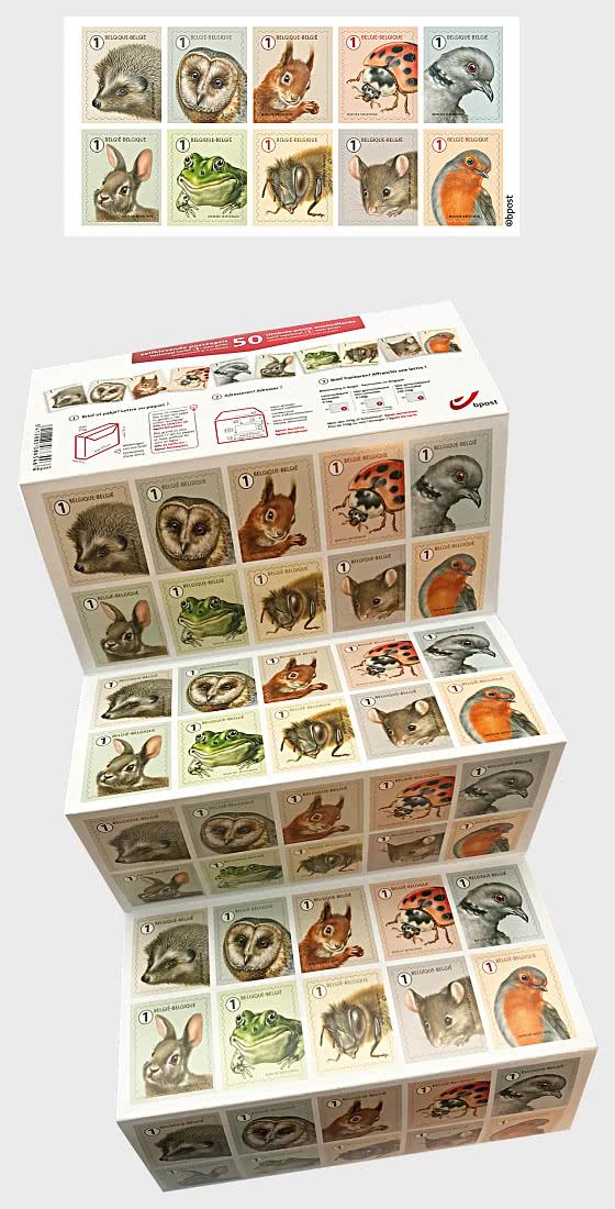 Giardino Visitatori Diversi Animali - Libretto