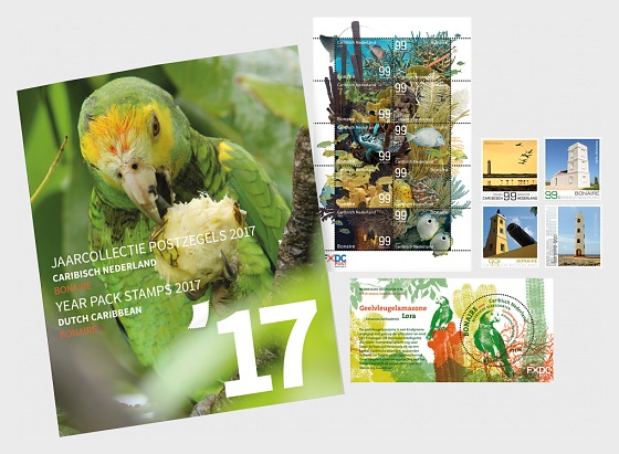 Bonaire Year Pack 2017 - Year Collections