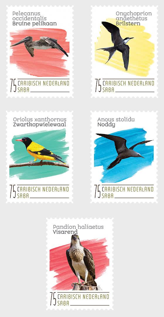 Birds (Saba) - Set