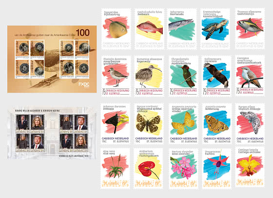 St. Eustatius Year Pack 2020 - Year Collections