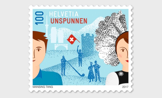 Unspunnen- (Set Mint) - Set