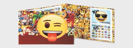 Emoji - (SB Mint) - Stamp Booklet