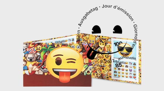 Emoji - (SB CTO) - Stamp Booklet CTO