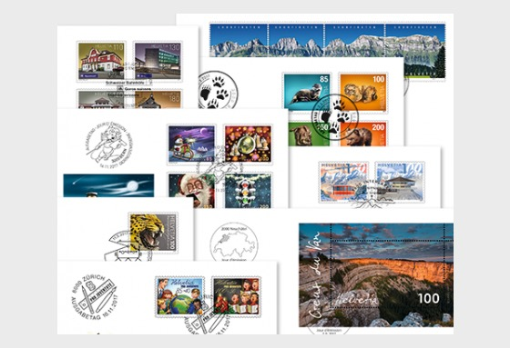 Year Set FDC 2017 - Annual Product