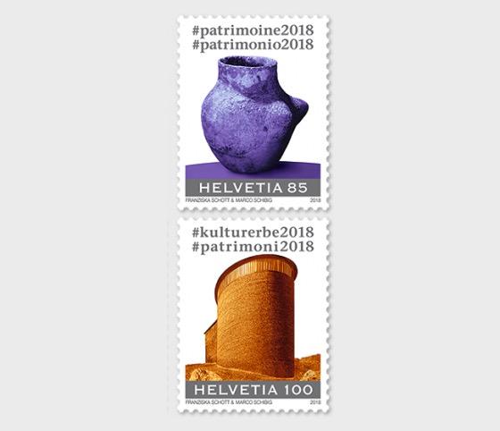 #culturalheritage2018 - (Set Mint) - Set