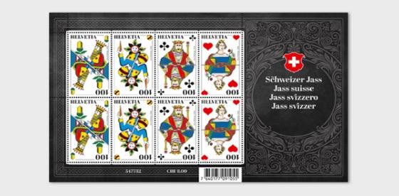 Swiss Jass - (Sheetlet Mint) - Sheetlets