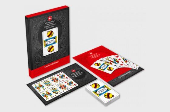 Swiss Jass - (Jass Card Set - French Cards) - Collectibles