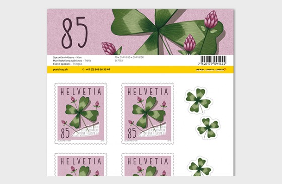 Special Events - (Sheetlet Mint - Clover) - Sheetlets
