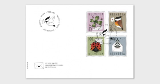 Special Events - (FDC Set) - First Day Cover