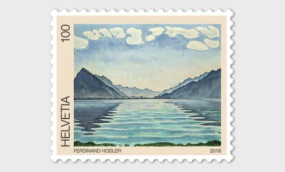 Ferdinand Hodler 1853–1918 - (Set Mint) - Set