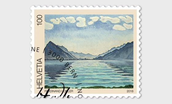 Ferdinand Hodler 1853–1918 - (Set CTO) - Set CTO