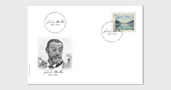 Ferdinand Hodler 1853–1918 - (FDC Set) - First Day Cover