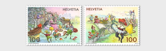 Fairy Tales - (Set Mint) - Set