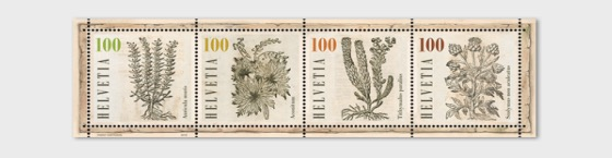 Medicinal Plants - (M/S Mint) - Miniature Sheet