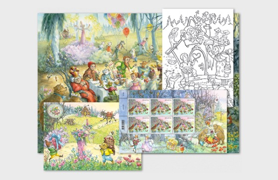 Immerse yourself in a Fairytale World - (Forest) - Collectibles