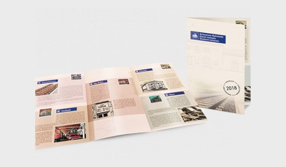 Swiss Railway Stations - Special Folder
