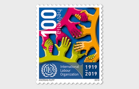 100 Years International Labour Organization (ILO), Geneva - Set Mint - Set