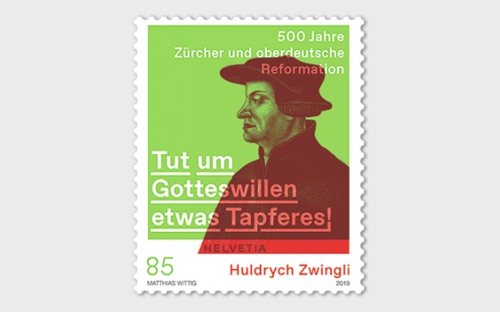 Huldrych Zwingli - 500 Years Reformation in Zurich & Southern Germany - Set Mint - Set
