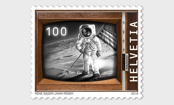 50 Years Manned Moon Landing - Set Mint - Set