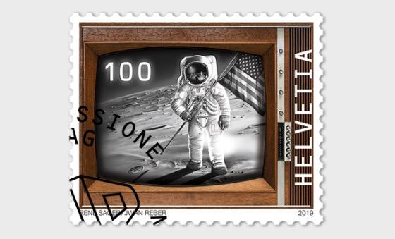 50 Years Manned Moon Landing - Set CTO - Set CTO