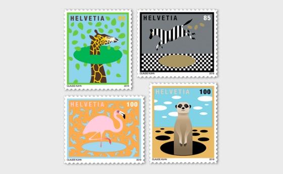 Animals Around the World - Set Mint - Set