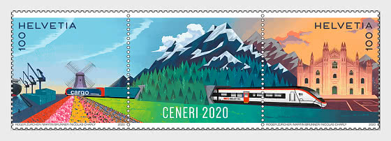 Ceneri 2020 - Set Mint - Set