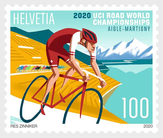 2020 UCI Road Campionati del mondo Aigle-Martigny - Serie