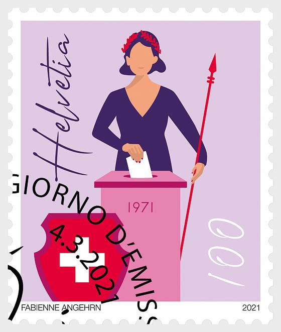 50 Anni Di Suffragio Femminile - Serie CTO