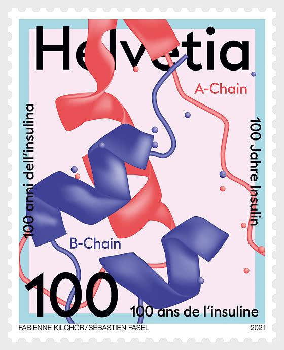 100 Years of Insulin - Mint - Set