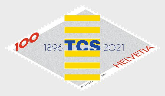 125 Anni del Touring Club Svizzero (TCS) - Serie