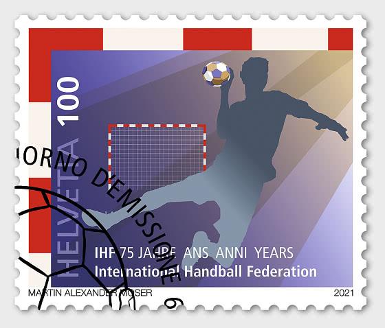 75 Anni della Federazione Internazionale di Pallamano (IHF) - Serie CTO