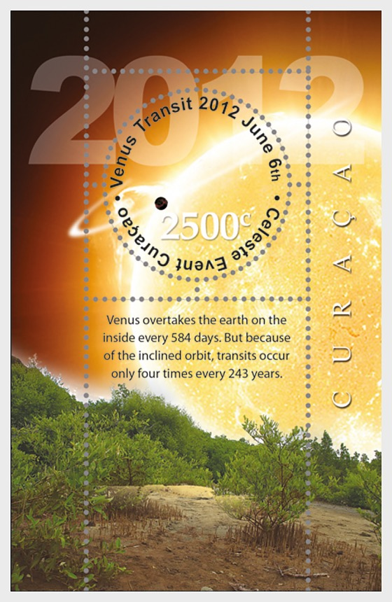 Celestial Events - Miniature Sheet