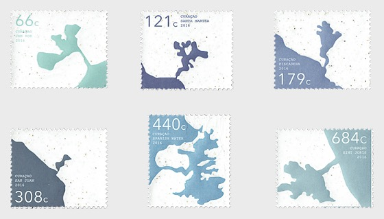 Bays of Curacao 2016 (Water) - Set