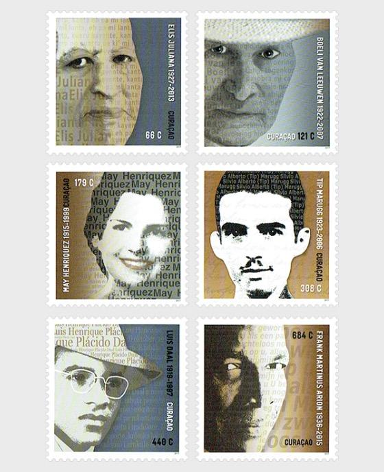Scrittori di Curaçao - Serie