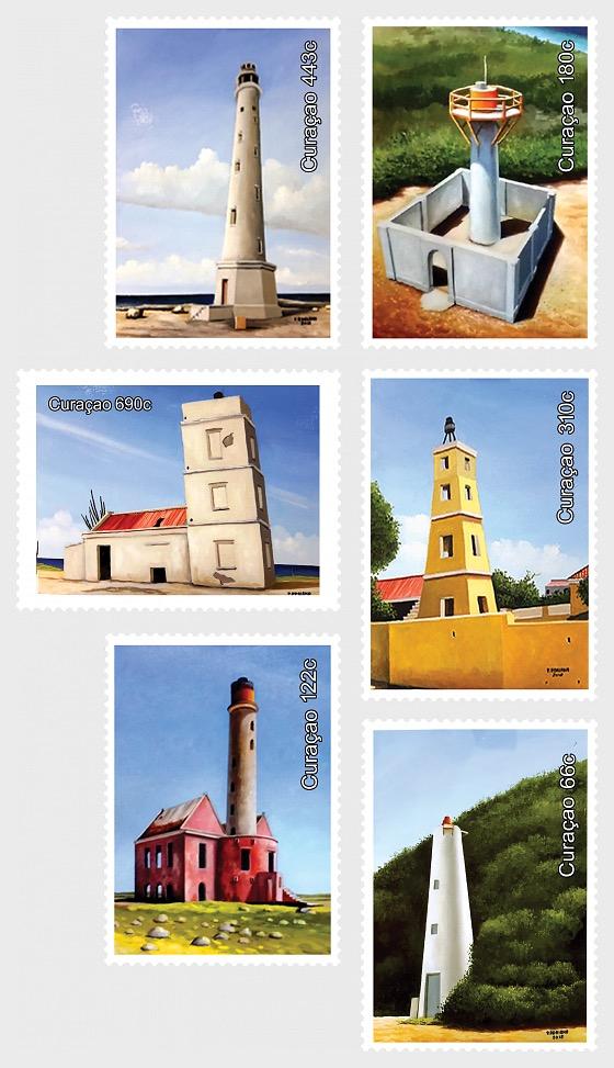 Lighthouses - Set