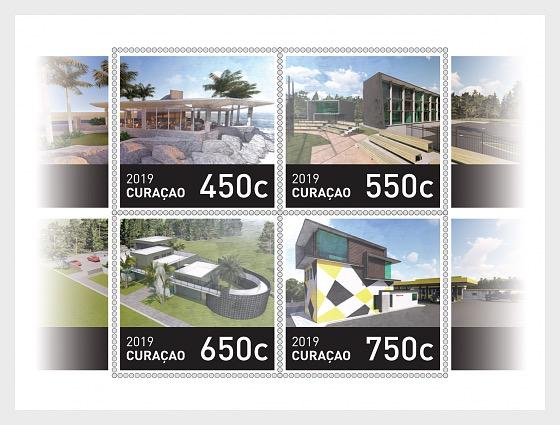 Edifici 2019 - Foglietti