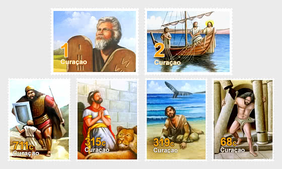 Biblical Figures - Set