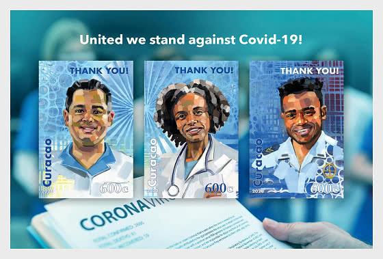 COVID-19 - Miniature Sheet