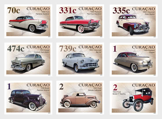 Auto Classiche e Antiche - Serie