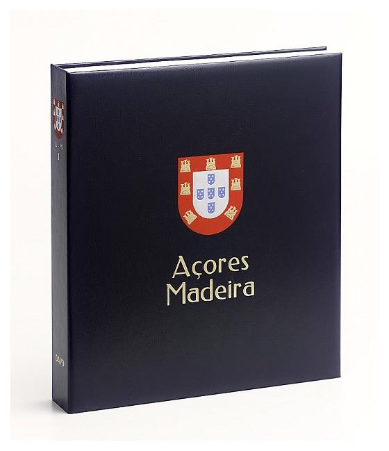 Azores/Madeira III 2010 -  - Luxe Stamp Album