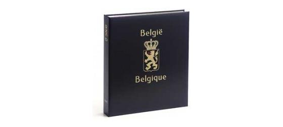 Belgium souvenir cards - Luxe Stamp Album