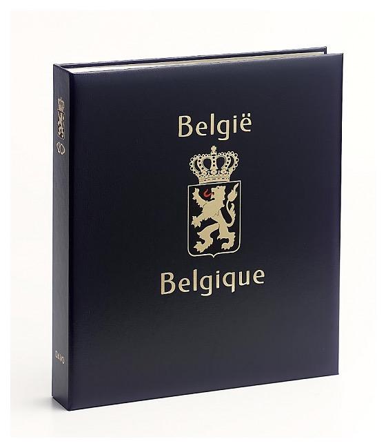 Belgium I 1849-1949 - Luxe Stamp Album