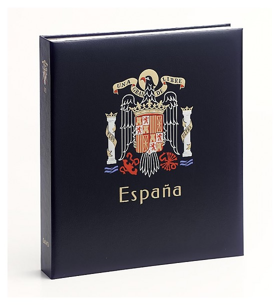 Spain I  - Luxe Binder Stamp Album