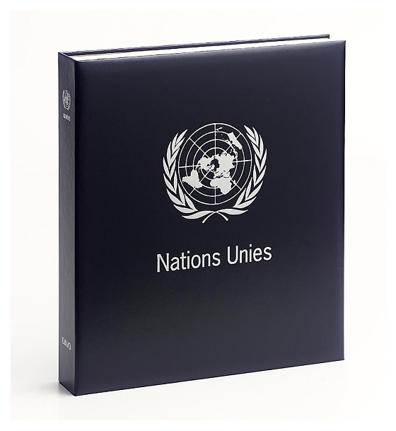 United Nations (no number) - Luxe Binder Stamp Album