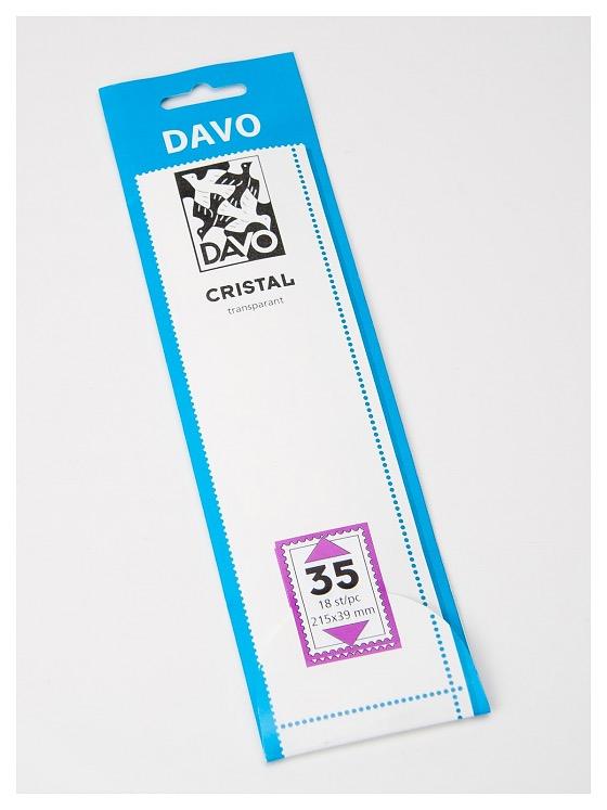 C35 (215 x 39) 18 pcs. - Cristal Mounts