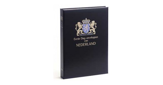 Niederlande VIII - Davo Standard Album FDC