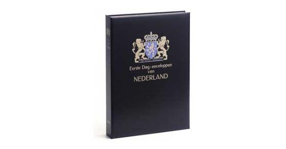 Niederlande IX - Davo Standard Album FDC