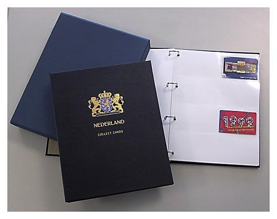 Collect Cards - Cristal Album