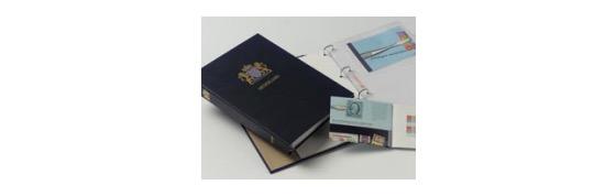 Prestige Stamp Book - Cristal Album